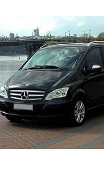 Минивэн такси Анапа Аэропорт - База отдыха Прибой